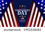 4th of july. independence day...   Shutterstock .eps vector #1992528581