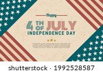 july 4th. independence day...   Shutterstock .eps vector #1992528587