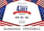 july 4th. independence day...   Shutterstock .eps vector #1992528611