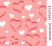 seamless valentine's pattern | Shutterstock . vector #19925719