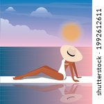 digital illustration of a...   Shutterstock .eps vector #1992612611