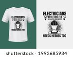 electrician were created... | Shutterstock .eps vector #1992685934
