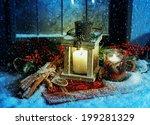 magic christmas   Shutterstock . vector #199281329