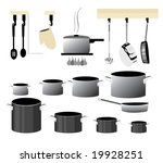 cooking collection is original... | Shutterstock . vector #19928251