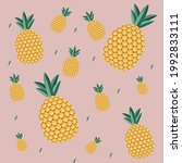 Seamless Pattern With Sweet ...