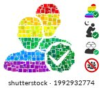 collage for gays icon designed...   Shutterstock .eps vector #1992932774