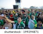 rio de janeiro  brazil   june... | Shutterstock . vector #199294871
