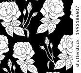vector of black and white...   Shutterstock .eps vector #1993186607