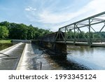 Spanning The Grand River  The...