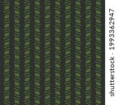 fragmented green stripes and a... | Shutterstock .eps vector #1993362947