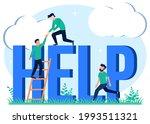 flat style vector illustration...   Shutterstock .eps vector #1993511321