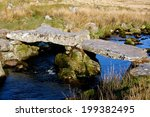 Stone Bridge Across A Stream I...