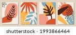 set of vertical abstract...   Shutterstock .eps vector #1993866464