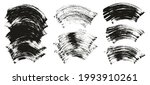 flat fan brush thick curved...   Shutterstock .eps vector #1993910261