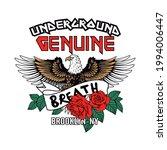 underground genuine breath.... | Shutterstock .eps vector #1994006447