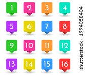 set color collection point 1 to ... | Shutterstock .eps vector #1994058404