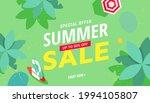 summer sale vector illustration ... | Shutterstock .eps vector #1994105807