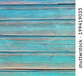 the blue wood texture with... | Shutterstock . vector #199419035