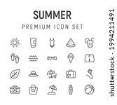 premium pack of summer line...