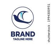 bird logo template vector...   Shutterstock .eps vector #1994300951