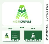 initial letter a agriculture... | Shutterstock .eps vector #1994311421