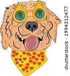 funny pet t shirt  cool dog... | Shutterstock .eps vector #1994312477