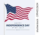 united states independence day... | Shutterstock .eps vector #1994312624