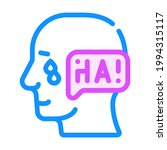 ambivalence neurosis  sharp...   Shutterstock .eps vector #1994315117
