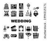 wedding day accessory... | Shutterstock .eps vector #1994315171