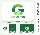initial letter g agriculture... | Shutterstock .eps vector #1994330681