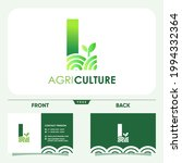 initial letter l agriculture... | Shutterstock .eps vector #1994332364