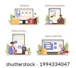 professional detective online... | Shutterstock .eps vector #1994334047