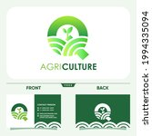 initial letter q agriculture... | Shutterstock .eps vector #1994335094
