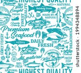 vector fish retro styled...   Shutterstock .eps vector #1994348894