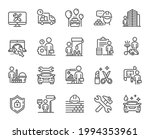 professional services line... | Shutterstock .eps vector #1994353961