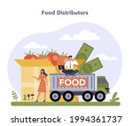 food and staples retailing...   Shutterstock .eps vector #1994361737