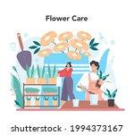 florist concept. floral... | Shutterstock .eps vector #1994373167