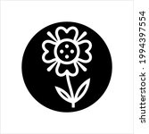 flower icon  abstract flower... | Shutterstock .eps vector #1994397554