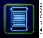 glowing neon decree  paper ... | Shutterstock .eps vector #1994461304