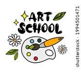 concept of education. school...   Shutterstock .eps vector #1994501471