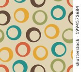 vector seamless colorful... | Shutterstock .eps vector #1994573684