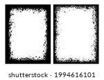 abstract grunge vintage frame... | Shutterstock .eps vector #1994616101