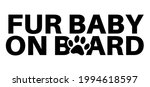 funny car sticker. car decal.... | Shutterstock .eps vector #1994618597