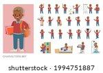 set of children character... | Shutterstock .eps vector #1994751887