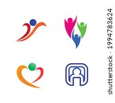 people logo  team  succes... | Shutterstock .eps vector #1994783624
