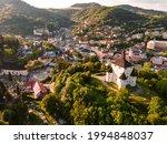 City Of Banska Stiavnica ...