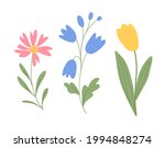 set of decorative abstract... | Shutterstock .eps vector #1994848274