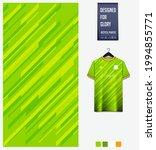 soccer jersey pattern design.... | Shutterstock .eps vector #1994855771