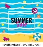 bright sale banner  template... | Shutterstock .eps vector #1994869721