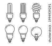 lamp doodle illustration...   Shutterstock .eps vector #1994939291